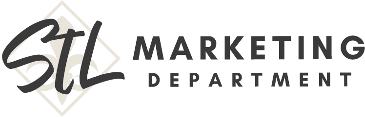 STL Marketing Department Logo